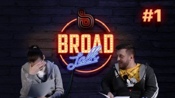 Évadnyitó LIVE! | Broad Talk #1 | TWITCH VOD